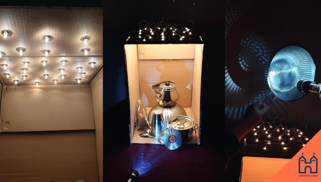 linkki lasten ja nuorten kulttuurikeskus arx valolaatikko