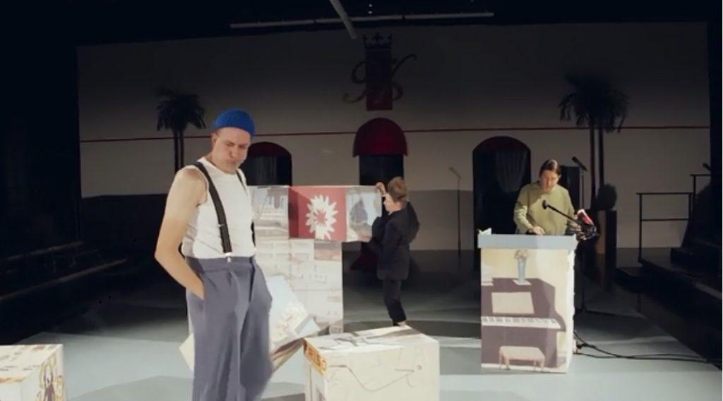 länk teater virus sailor & pekka