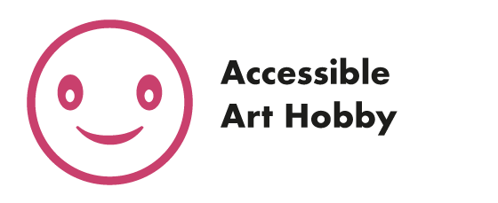 Accessible art hobby