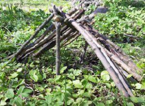 linkki rakenna luonnonhaltijalle maja