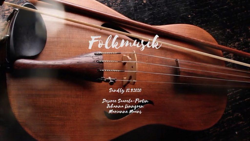 länk en introduktion till finlandsvensk folkmusik