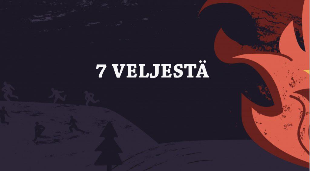 linkki suomalaisen kirjallisuuden seura esittelee 7 veljestä